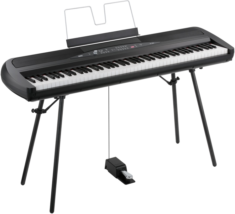 Korg SP-280 Digital Piano - Black
