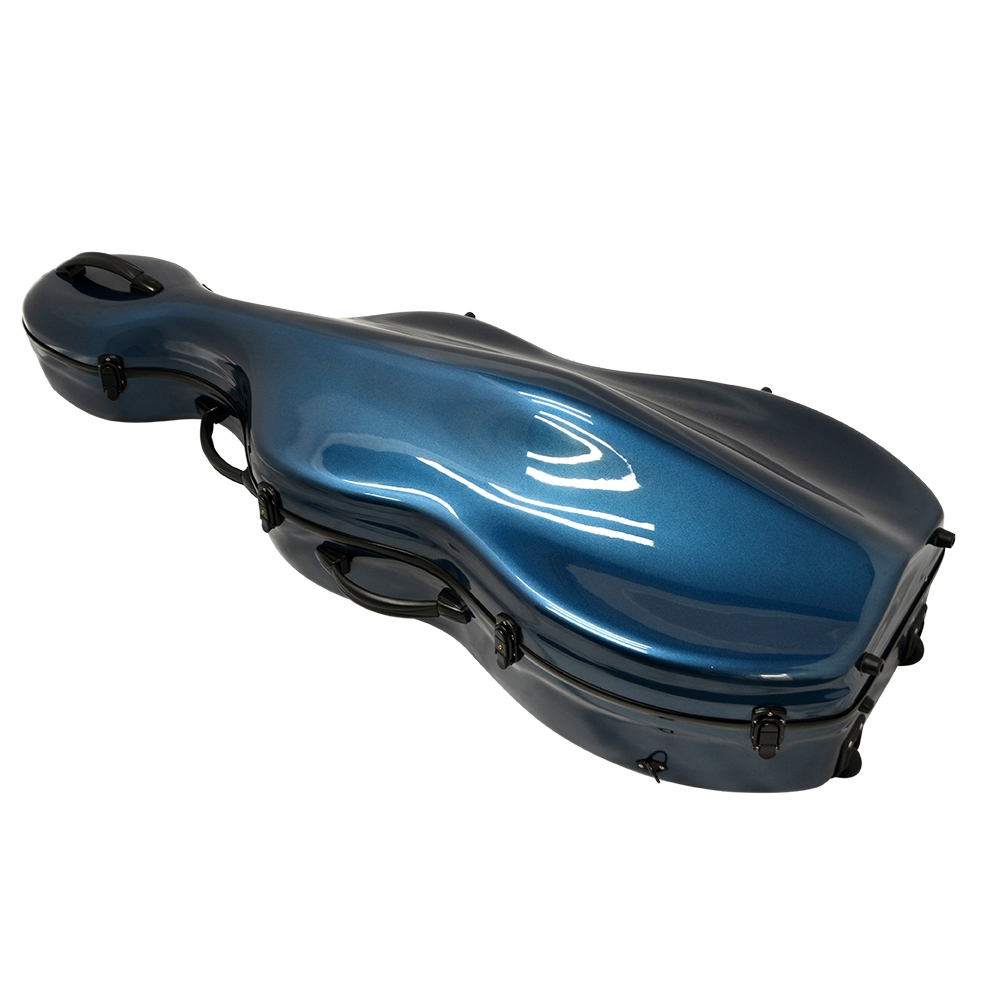 Enthral II Cello Case - Eldorado Blue