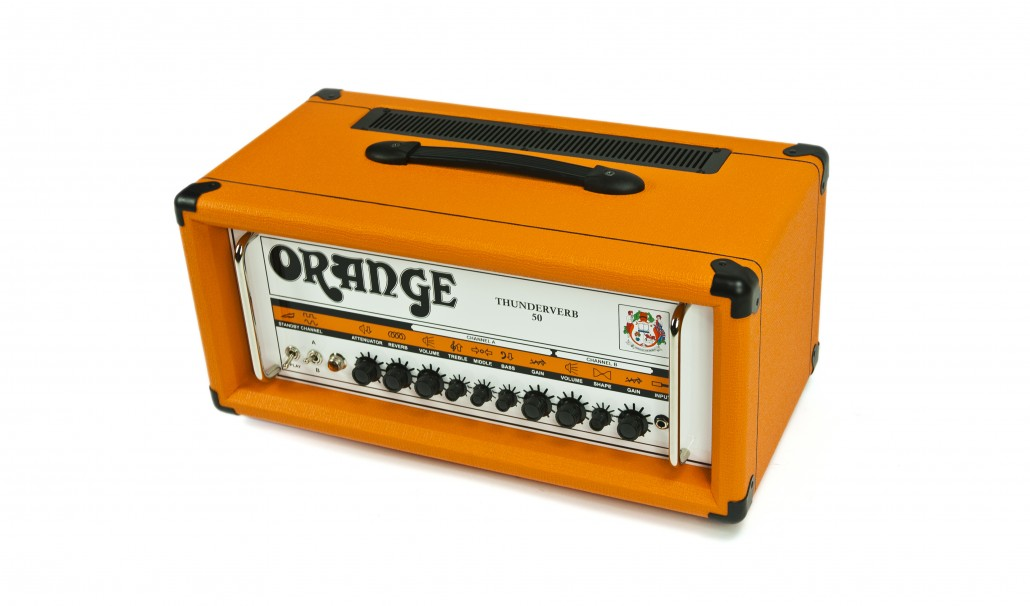 Orange Thunderverb 200 Guitar Amp Head