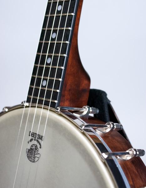 Deering Vega® Senator 5-String Banjo w/ Spikes