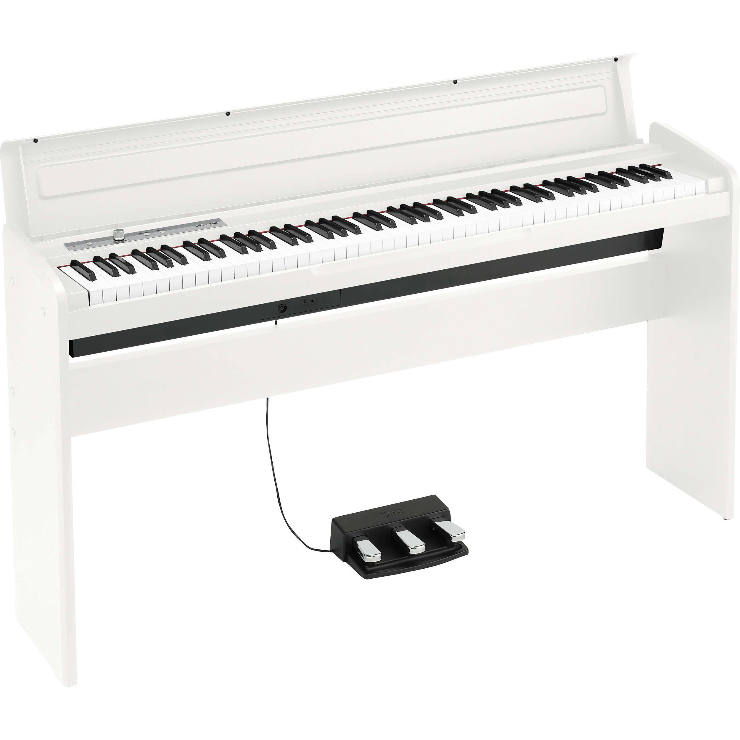 Korg LP-180 Digital Piano - White