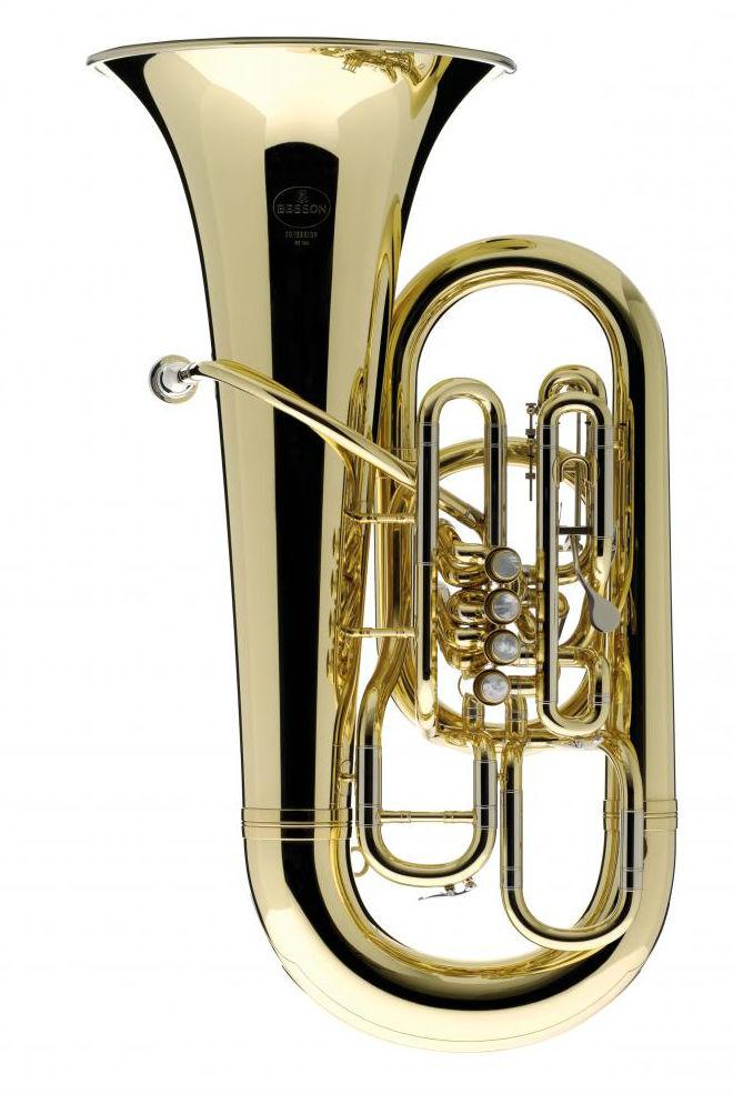 Besson Model BE984 Tuba