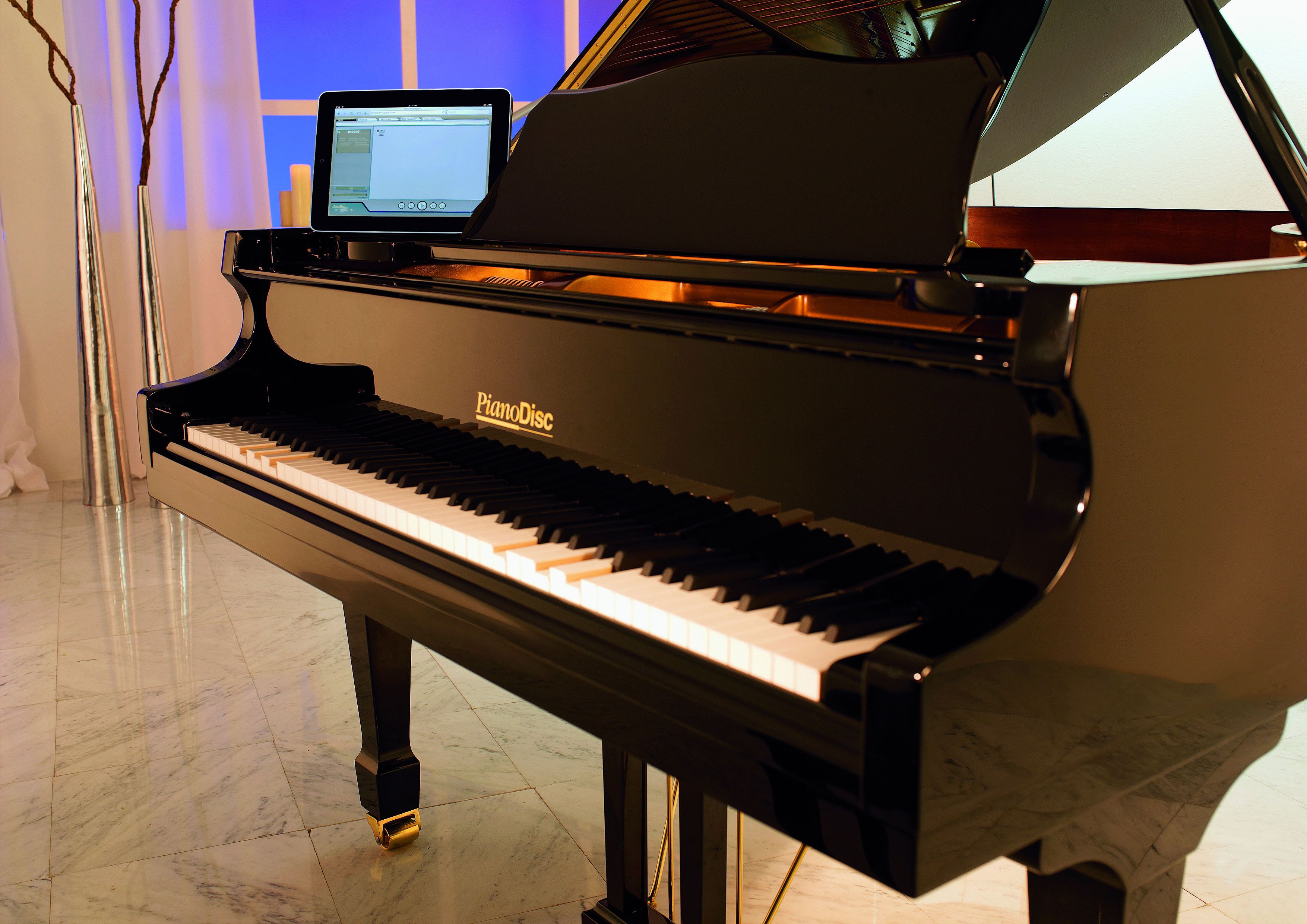 PianoDisc IQ iPad Air