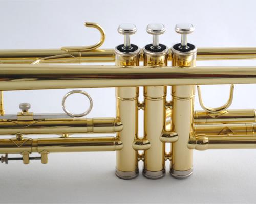 Schiller American Heritage 74 Trumpet - Gold