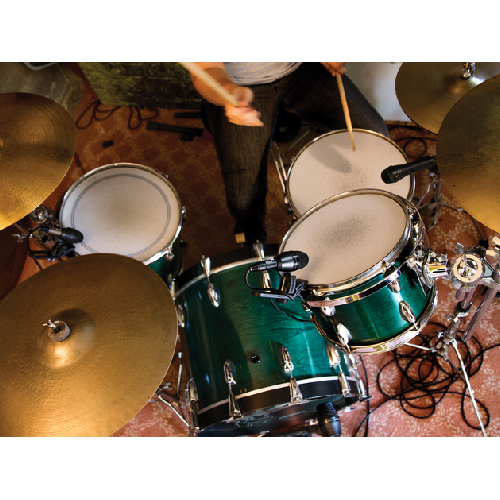 Shure PGA Drum Kit 5 Drum Microphone Kit