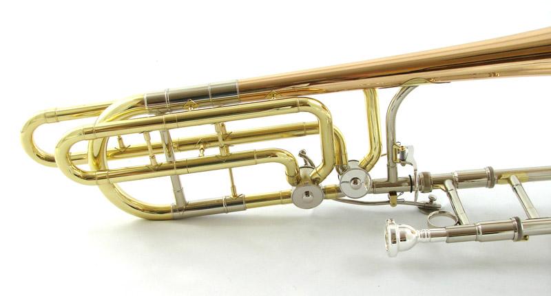 Schiller American Heritage Double Rotor Bass Trombone - Jim Laabs Music  Store