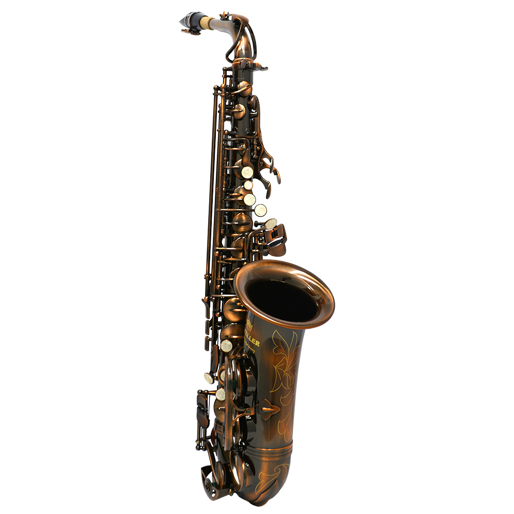 Schiller American Heritage 400 Alto Saxophone W/ Accessory Pack