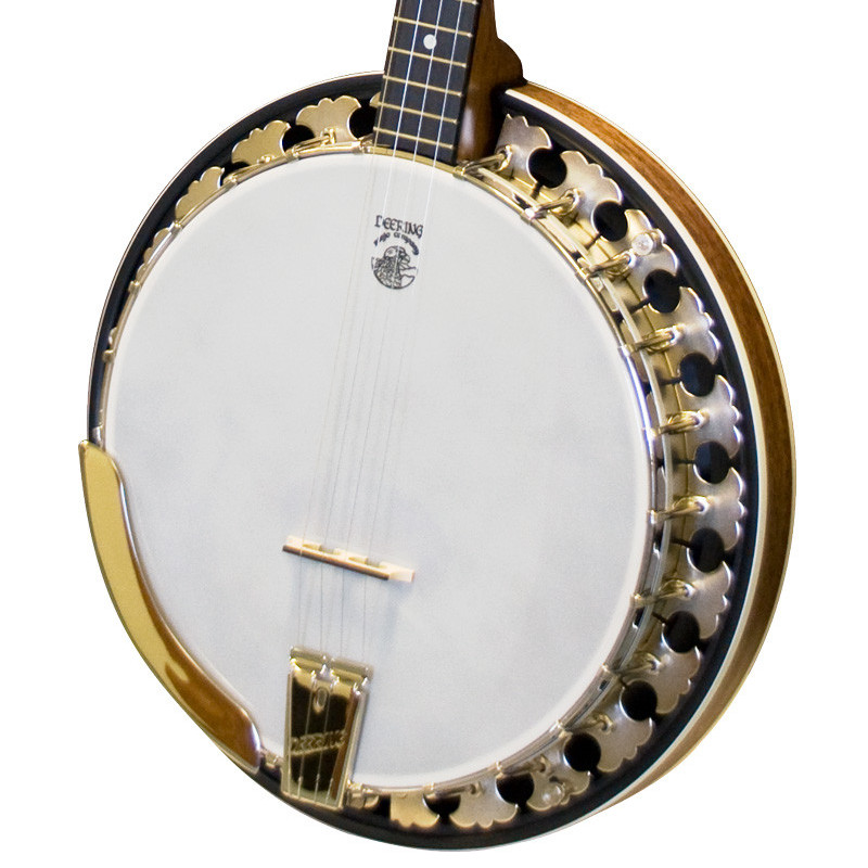 Deering Boston™ Plectrum Banjo