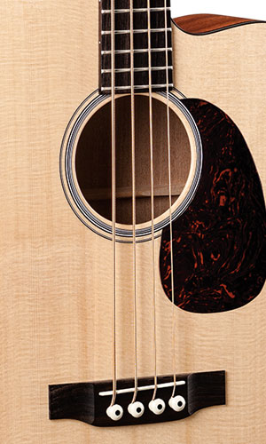 Martin BCPA4 Acoustic Electric Bass Guitar