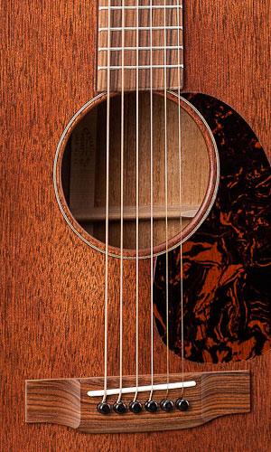 Martin D-15M Burst Acoustic Guitarx