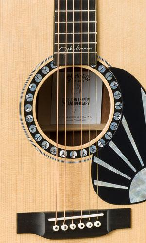Martin D-28 John Lennon 75th Anniversary Acoustic Guitar