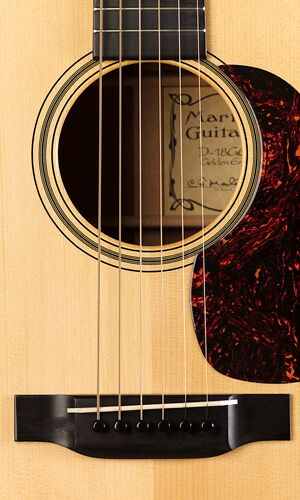 Martin D-18GE Acoustic Guitar