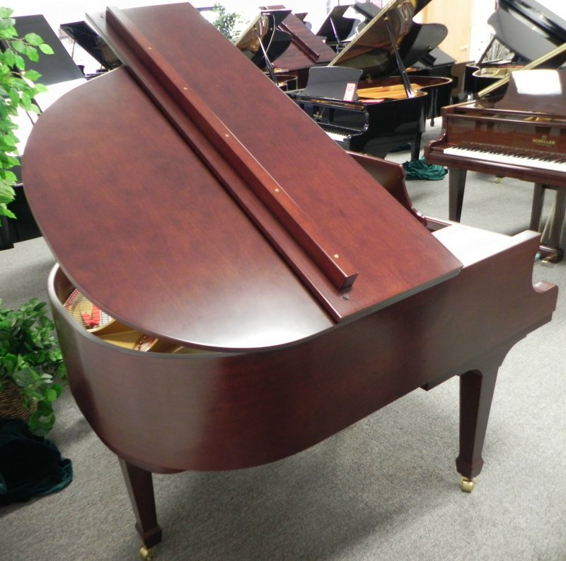 Pearl River Baby Grand Cherry Satin