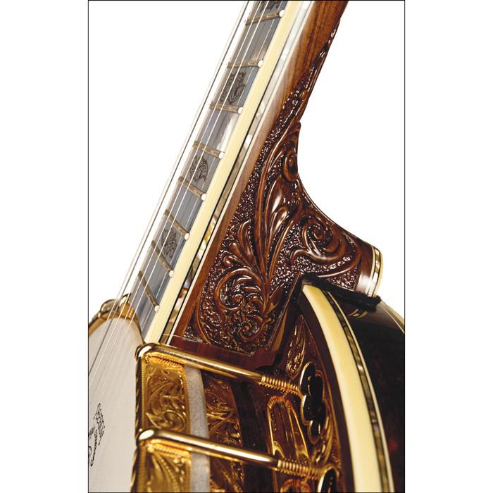 Deering Gabriella™ 5-String Banjo in Koa w/ Spikes