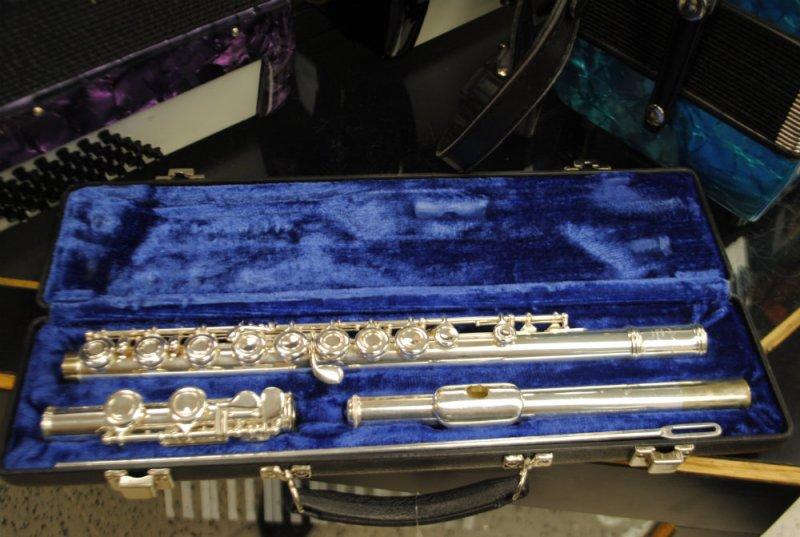 Emerson Open Hole Flute