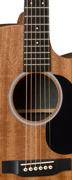 Martin GPCX2AE Macassar Acoustic Guitar