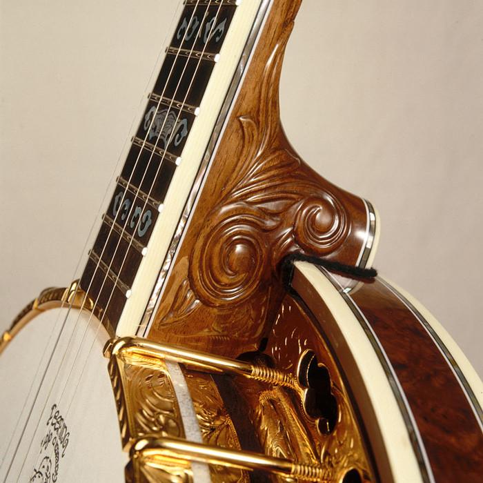 Deering Ivanhoe™ 5-String Banjo w/ Spikes