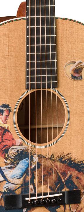 Martin LE Cowboy 2016 Acoustic Guitar