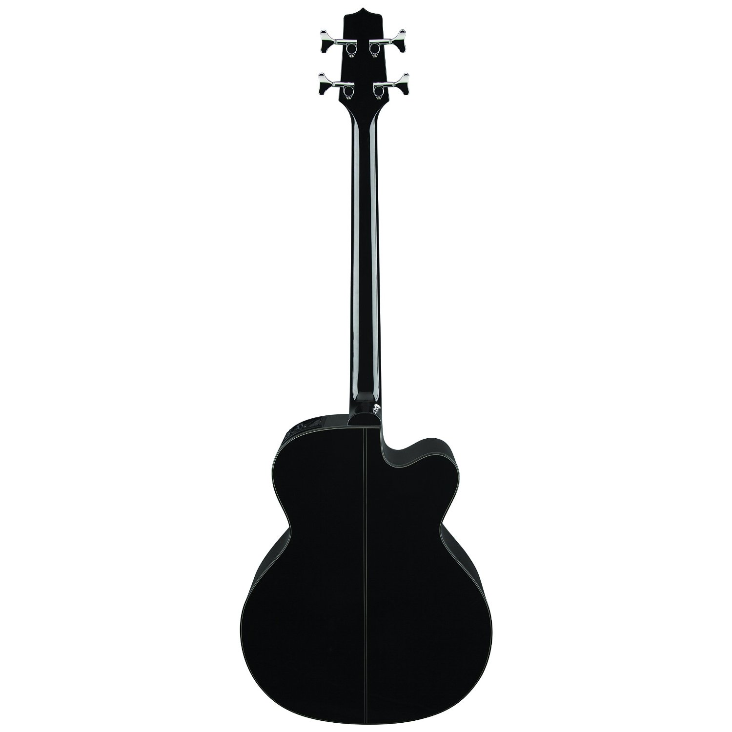 Takamine GB30CELH-BLK Acoustic Electric Bass Guitar