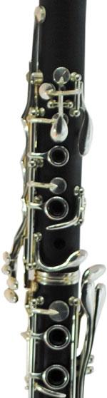 Schiller Elite Ebonite Clarinet