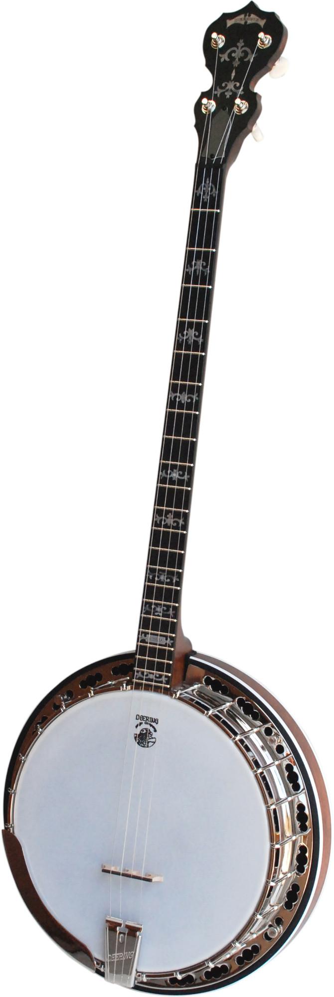 Deering Sierra™ Plectrum Banjo