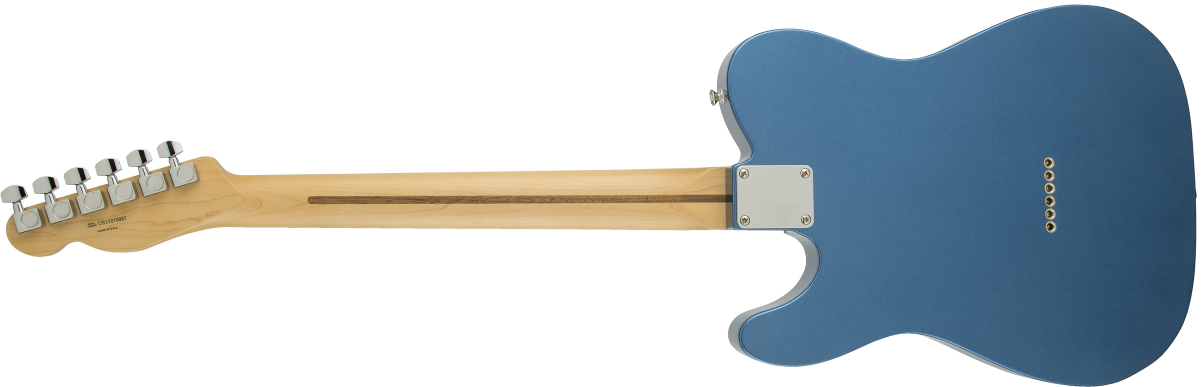 Fender American Special Telecaster® Lake Placid Blue Rosewood Fingerboard Electric Guitar