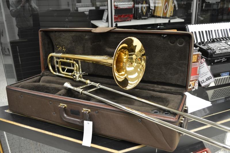 Bach Stradivarius Model 42G Trombone