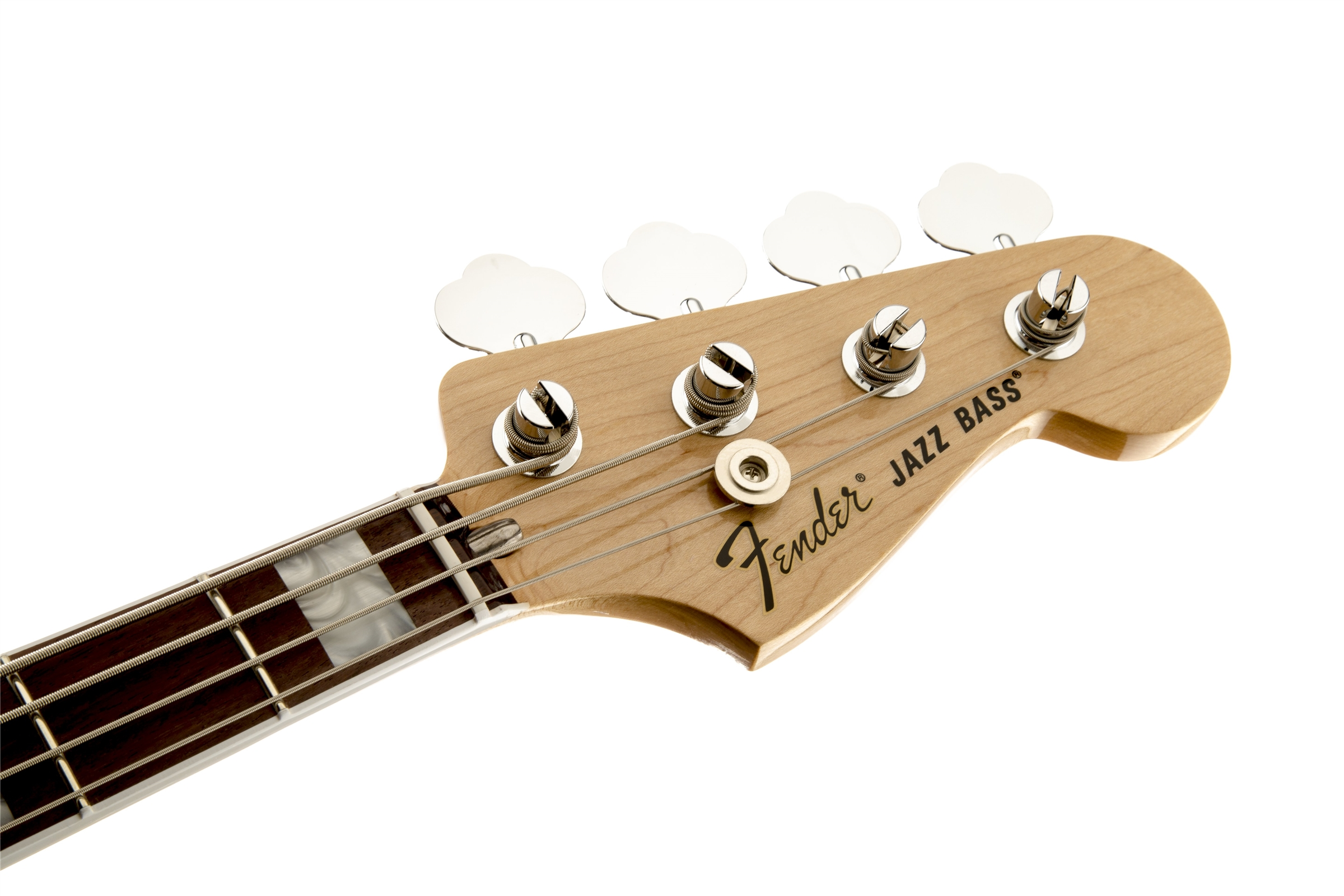 Fender '70s Jazz Bass® 3-Color Sunburst Rosewood Fingerboard Electric Bass Guitar