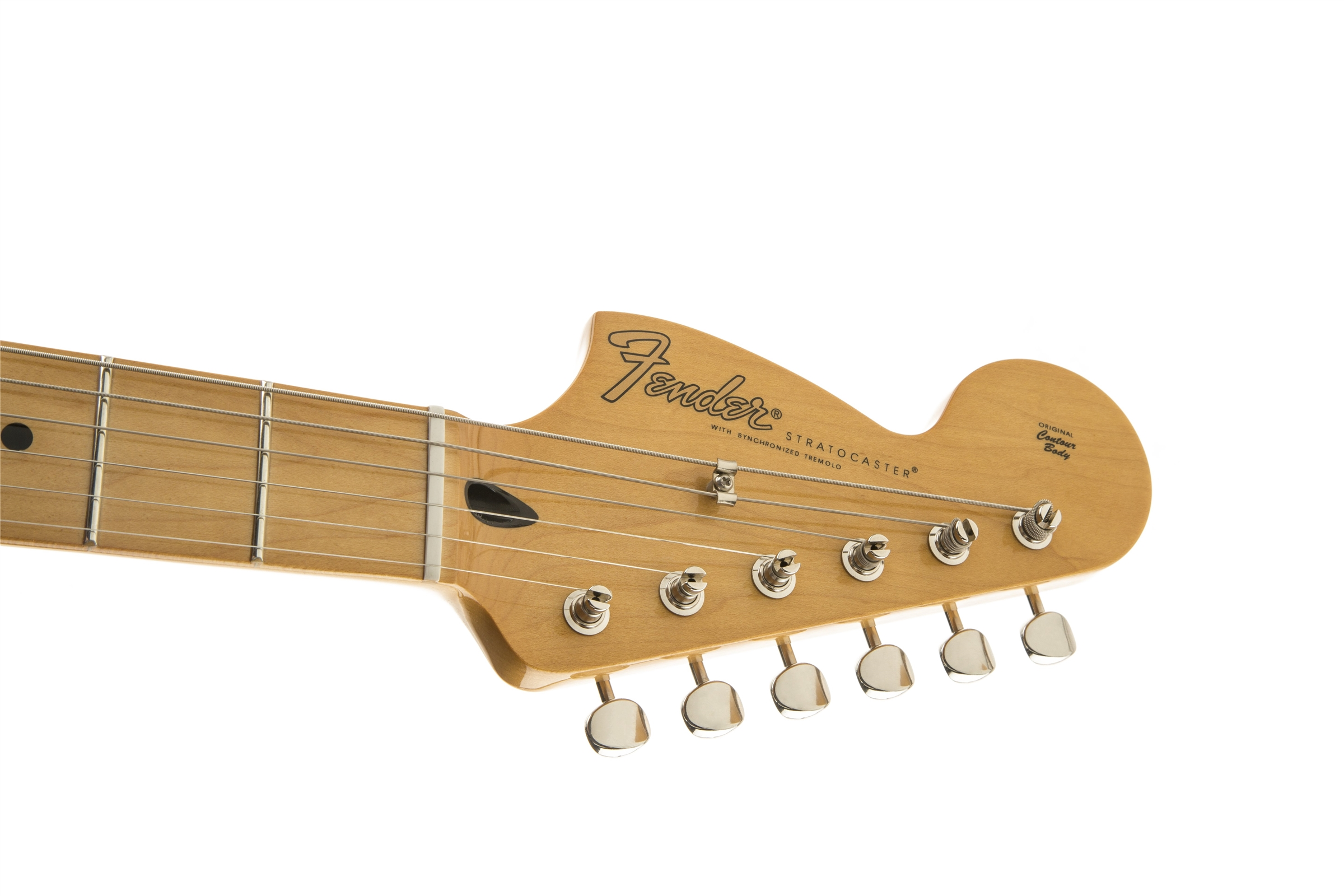 Fender Jimi Hendrix Stratocaster® Artist Series Black Maple Fingerboard Electric Guitar
