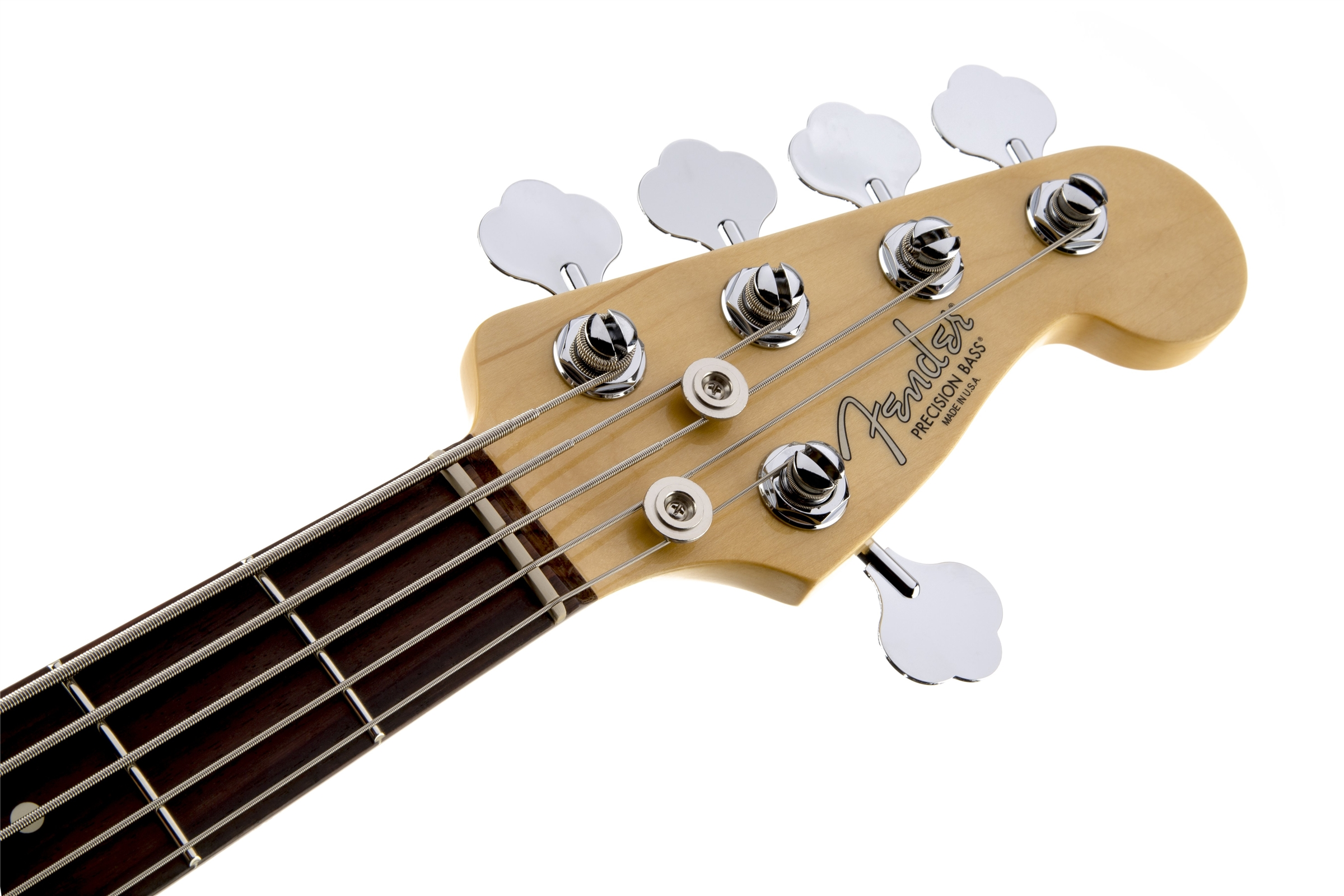 Fender American Standard Precision Bass® V 3-Color Sunburst Rosewood Fingerboard Electric Bass Guitar