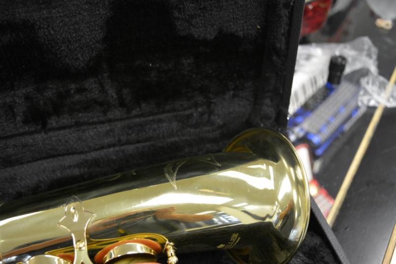 Schiller Super Straight Alto Saxophone
