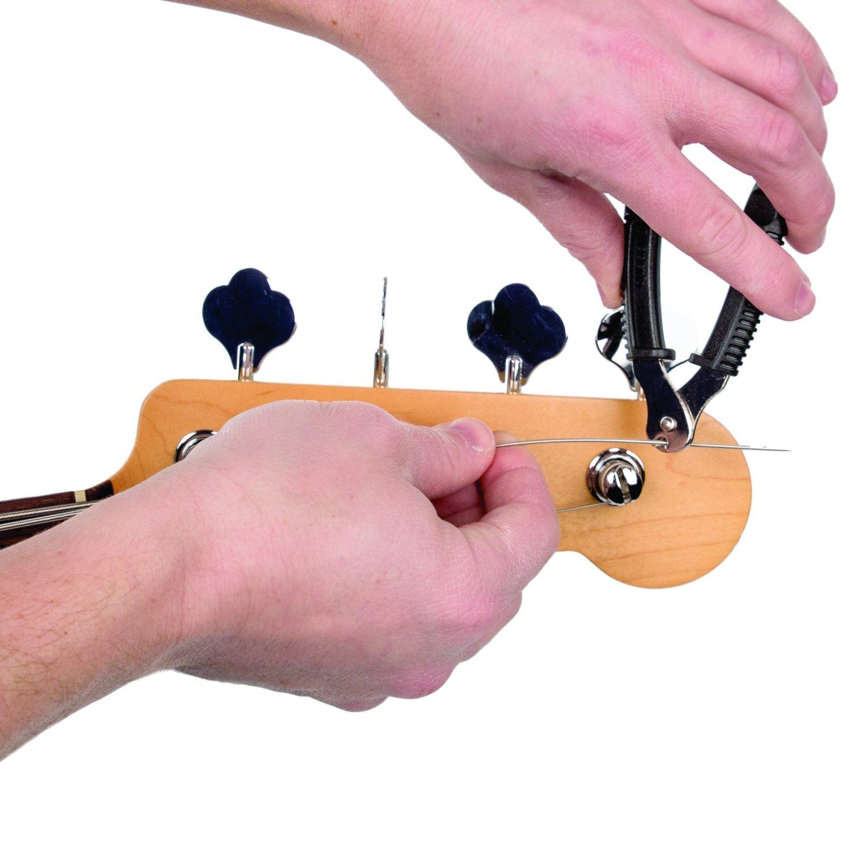 D Addario DP0002B Bass Pro-Winder String Winder and Cutter