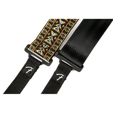 Fender® Banjo Straps - Black