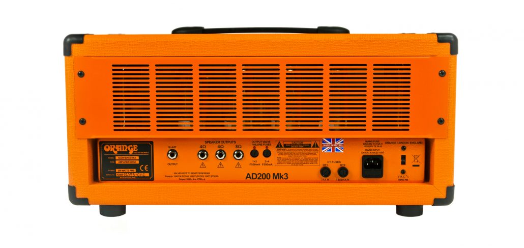 Orange Tiny Terror 15W Mini Guitar Amp Head