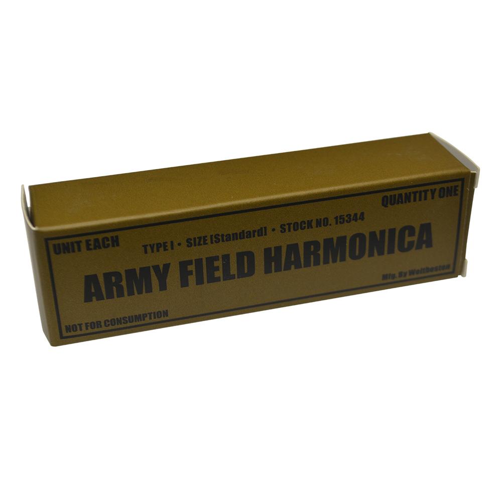 Weltbesten Army Field Harmonica