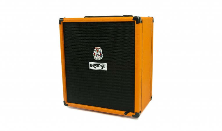 Orange CR50BXT Crush Pix Combo Bass Guitar Amp