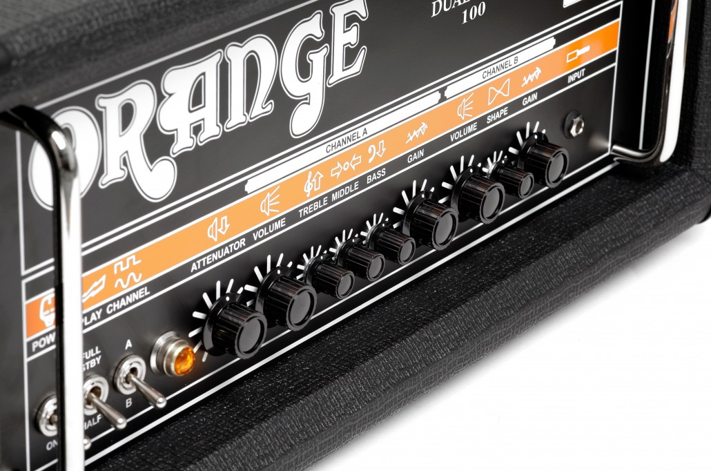 Orange Dual Dark 100W Guitar Amp Head