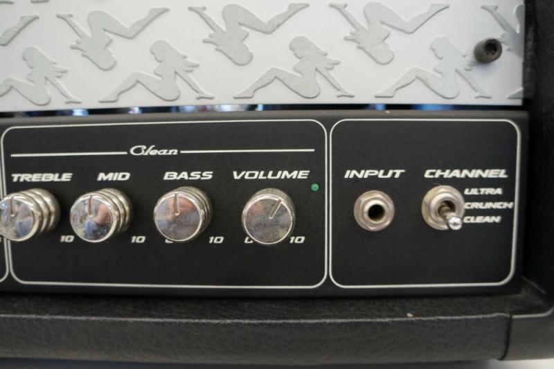 Peavey XXX Amp Head 120w