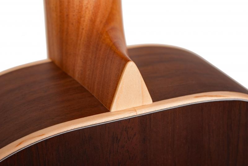 Larrivée P-03WW Peruvian Walnut Acoustic Guitar