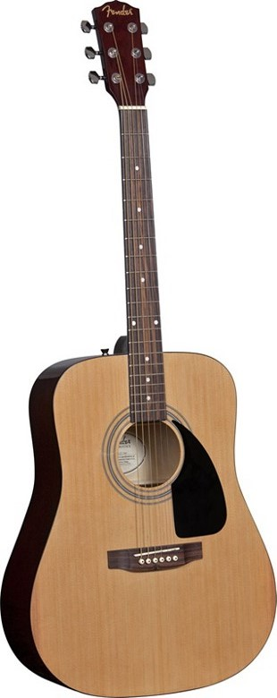 Fender FA-100 Acoustic Guitar Package