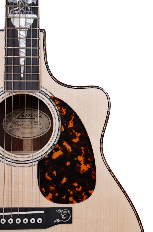 Larrivée LV-10 Custom - NAMM 2016 Acoustic Guitar