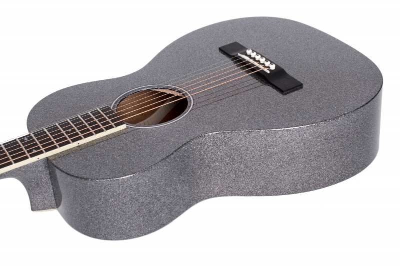 Larrivée Silver Flake ISS Parlor Guitar