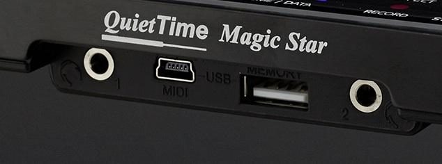 PianoDisc IQ QuietTime Magic Star