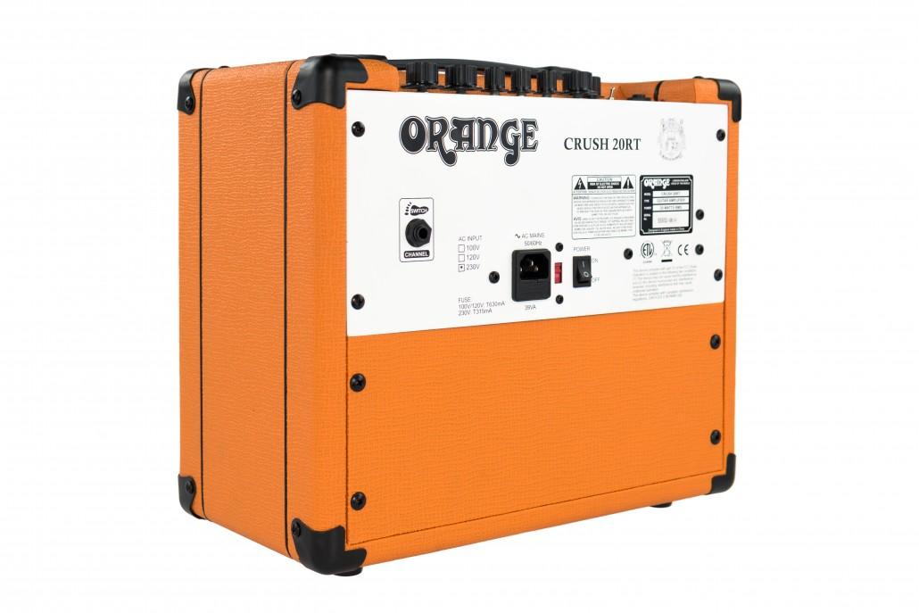 Orange Crush 20RT Guitar Combo Amp