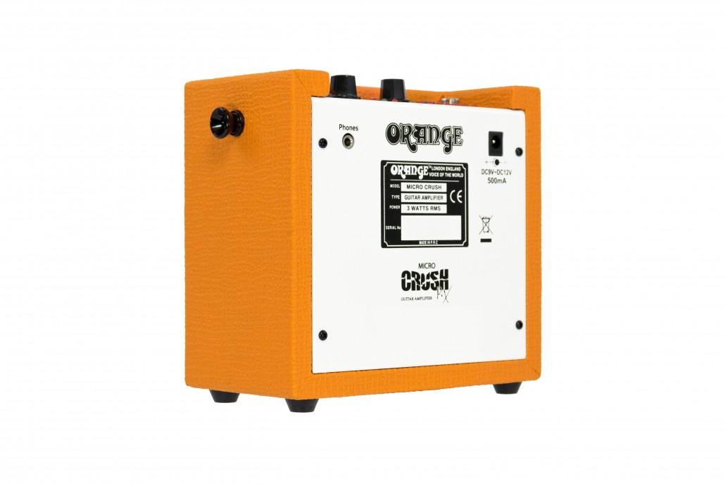 Orange Micro Crush Pix Guitar Amp Combo