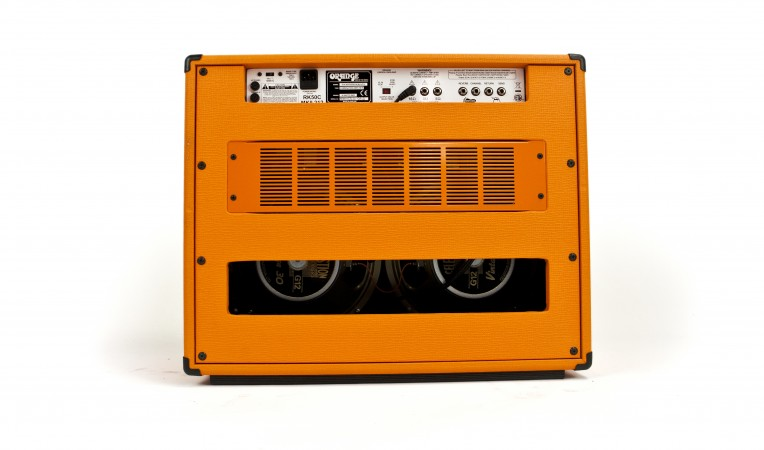Orange Rockerverb 50 MKII Guitar Amp Combo