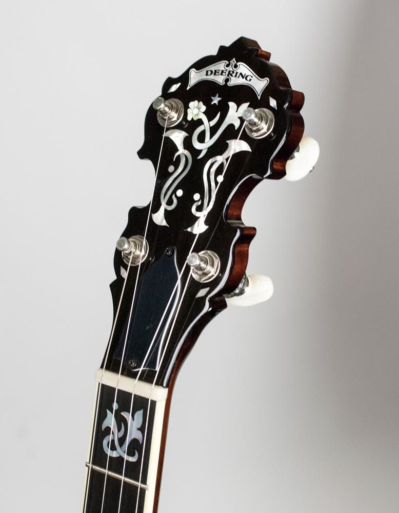 Deering Tenbrooks Saratoga Star™ Plectrum Banjo