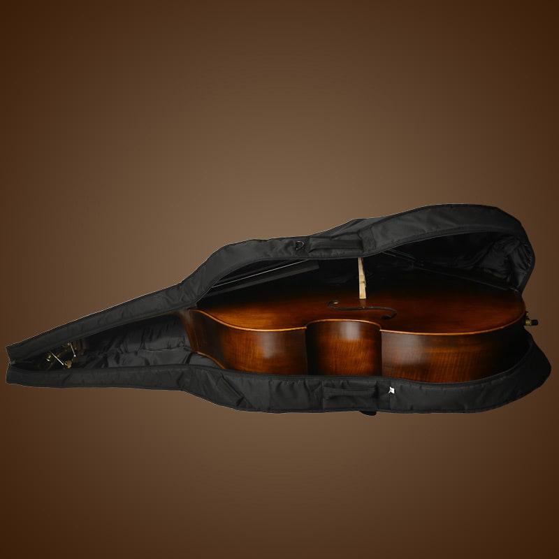 Vienna Strings Hamburg Handcraft Bass 3/4 - Walnut