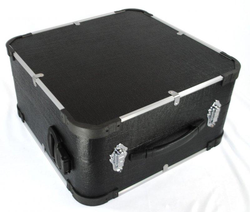 Excalibur Super Classic 120 Bass Accordion - Red