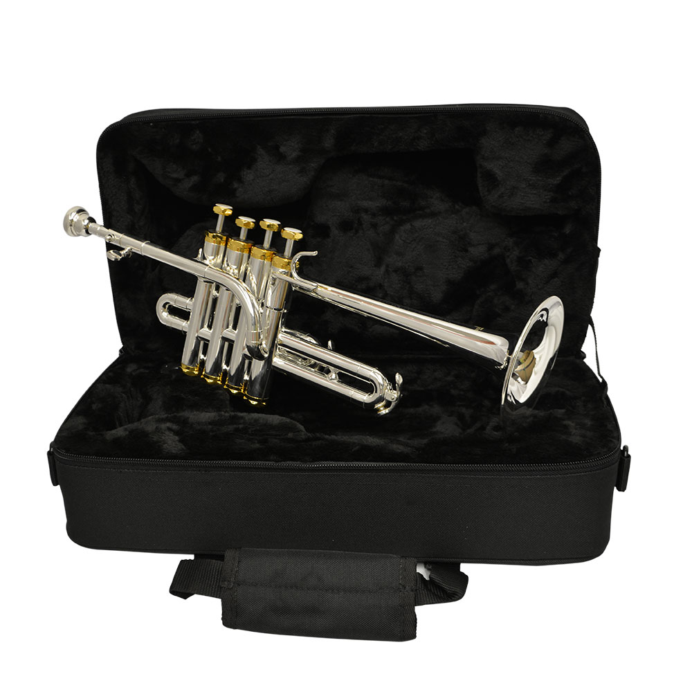 Schiller Model IV Piccolo Trumpet